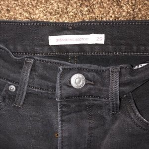 315 shaping boot cut Levi's size 29